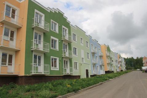 2 ком.квартира Ступинский район с.Верзилово - Фото 1