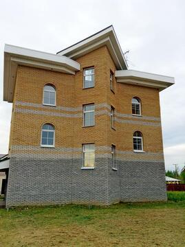 Дом 300 м/кв, участок 8 соток. г.Пушкин - Фото 4