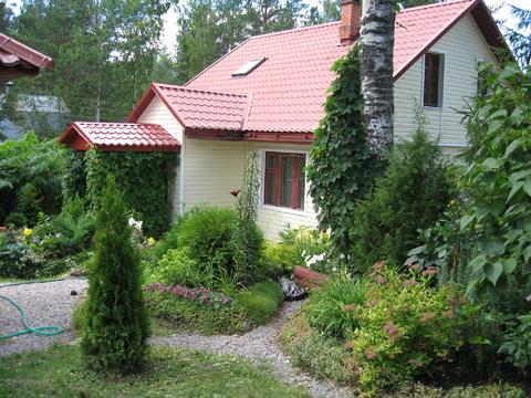 Продаётся дом с земельным участком в посёлке Орехово - Фото 1