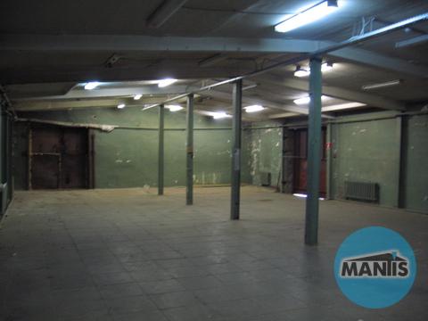 Теплый склад 438м2 осз, въездные ворота. ЗАО - Фото 4