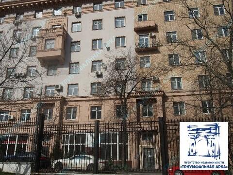 Продажа квартиры, м. Краснопресненская, Ул. Дружинниковская - Фото 1
