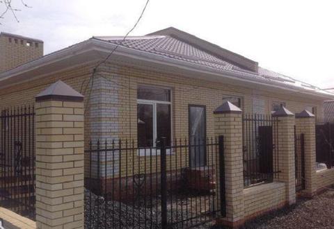 """Одноэтажный новый дом в районе ТЦ """"Мармелад"""" - Фото 1"""