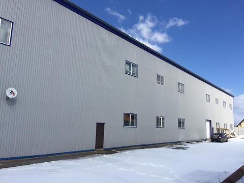 Продается Современный Производственно-складской комплекс 2980 кв.м - Фото 1
