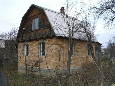 Дача в Ступино, Мос. обл. - Фото 1