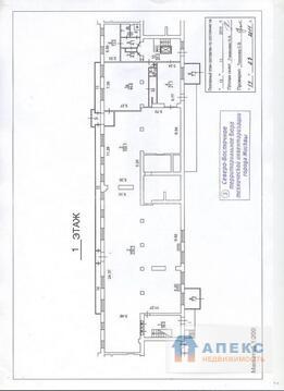 Продажа магазина пл. 850 м2 м. вднх в жилом доме в Алексеевский - Фото 4