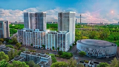 Продаются 3-комн. апартаменты в ЖК Match Point - Фото 2
