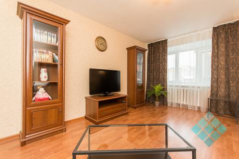Просторная 2-комнатная посуточно в новом доме на ул.Невзоровых, 47 - Фото 5