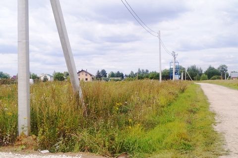 Участок 10 соток в СНТ Гридюкино 70 км от МКАД по м2 или м4 - Фото 2