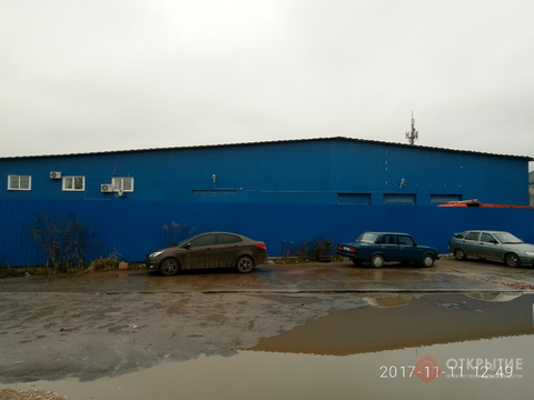 Складское здание (2300кв.м.) - Фото 3