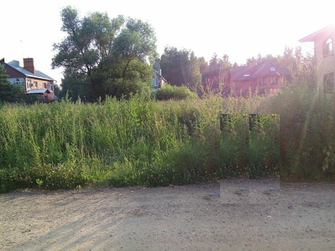 Зем.участок 12 соток в охраняемом коттеджном посёлке Турейка-парк - Фото 1