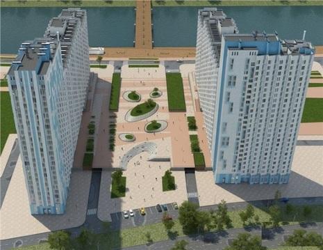 1 комнатная квартира в г. Уфа, Зеленая роща, Кузнецовский затон - Фото 3