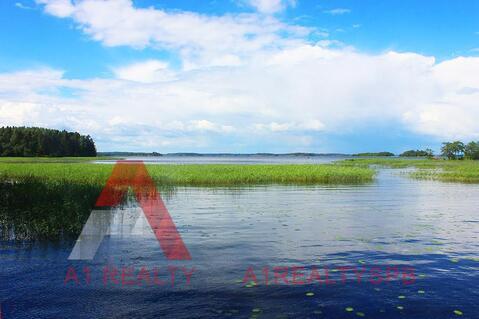 Пп участок под коттеджи в Выборге на берегу залива лес газ вода - Фото 3
