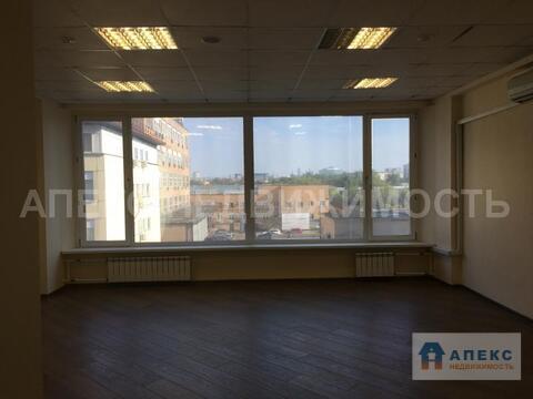 Аренда офиса 86 м2 м. Водный стадион в бизнес-центре класса В в . - Фото 4