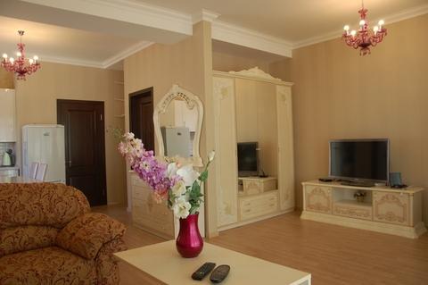 3-к.квартира с летней террасой в клубном доме в Партените - Фото 2