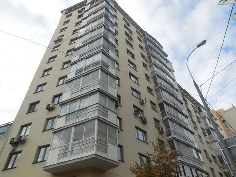 2-комнатная квартира в доме бизнесс-класса на Трифоновской/м.Рижская/ - Фото 2