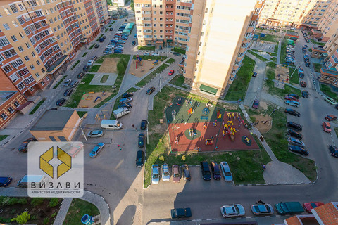 2к квартира 77 кв.м. Звенигород, мкр Пронина, дом 5 - Фото 4