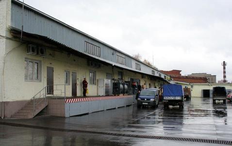 Складская база 13635 м2 в Люберцах, ул. Котельническая - Фото 2