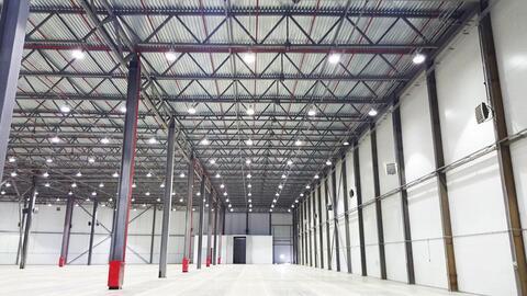 Новый склад 6000 кв.м