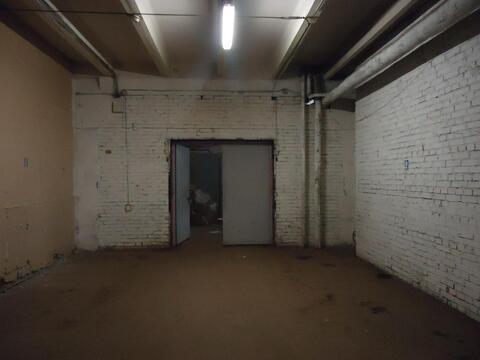 Склад 70 м2, 3 этаж, пандус, ул. Салова - Фото 1