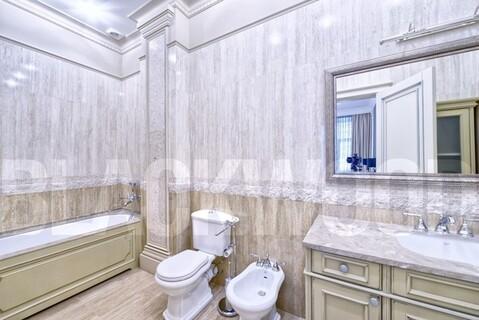 Сдам трехкомнатную (3-комн.) квартиру, Арбат ул, 9 с 2, Москва г - Фото 5