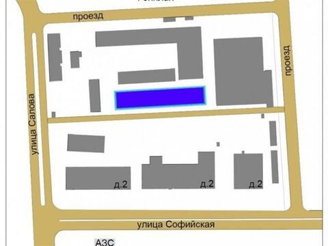 Сдам складское помещение 2000 кв.м, м. Бухарестская - Фото 5
