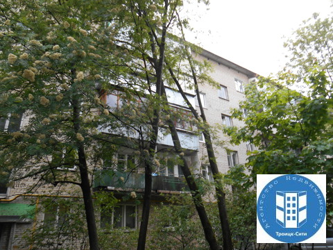Сдаётся хорошая двухкомнатная квартира в Троицке! - Фото 1