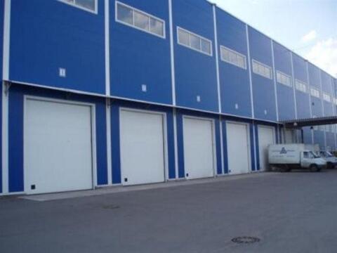 Сдам складское помещение 8440 кв.м, м. Бухарестская - Фото 3