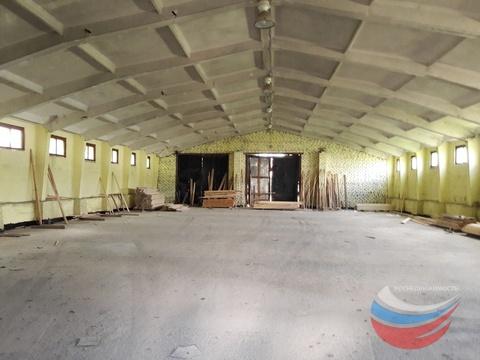 Промышленно-складской комплекс на уч. 1,3 га г. Александров - Фото 1