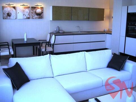 Продается 3-комнатная квартира в клубном доме, современное здание - Фото 4