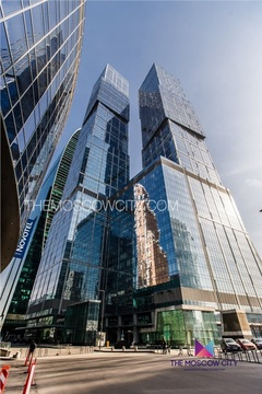 Сдам офис в Москва-Сити, Город Столиц 290 кв. м - Фото 1