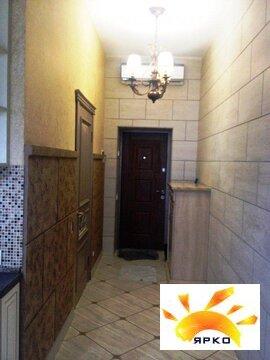 Квартира в Алупке, дизайнерский ремонт, парковая зона - Фото 5