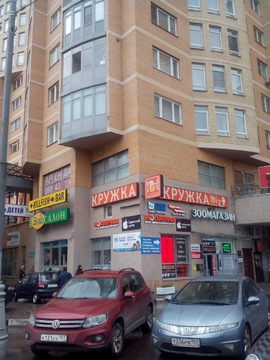 Помещение 186 м2 под банк и др. в 3 мин от метро Беляево - Фото 1