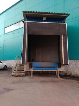 Склад категории В+ 432 кв.м, ворота с доком, анти пыль - Фото 3