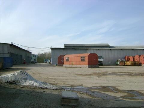 Имущественный комплекс 7000 м2 з/у 2,3 Га Восточное Бирюлево - Фото 4