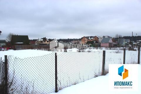 Земельный участок 12 соток, ИЖС,37 км от МКАД, Киевское шоссе - Фото 2