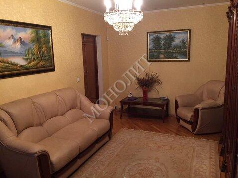 Двухкомнатная квартира. г. Москва, Осенний бульвар дом 5к2 - Фото 1