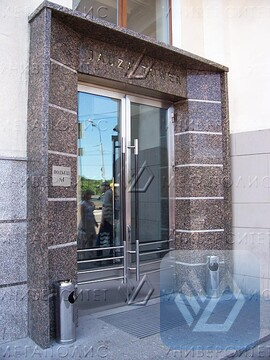 Сдам офис 330 кв.м, бизнес-центр класса B «Yauza Plaza» - Фото 3