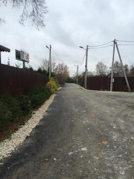 Земельный участок 12 соток в п.Ватутинки, Новая Москва - Фото 1