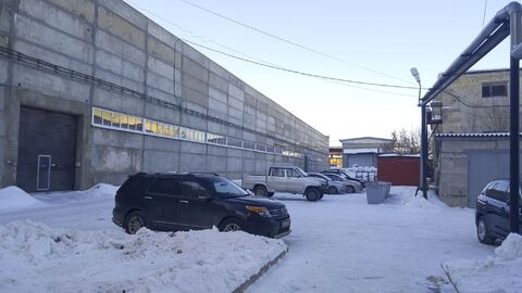 Теплый склад с высокими потолками - Фото 2