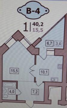 Продам 1-комнатную квартиру в ЖК Европейский - Фото 5
