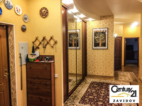 Трехкомнатная квартира, в одном из лучших районов Москвы! - Фото 3