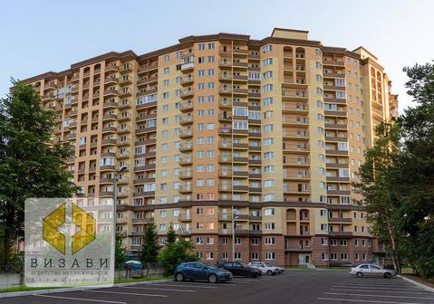 Квартира-студия 27 кв.м. Звенигород, Нахабинское ш, 1к1 - Фото 1