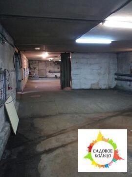 Теплое, отапливаемое помещение, ворота 3 на 2,1 метр, пол бетон, усн - Фото 4