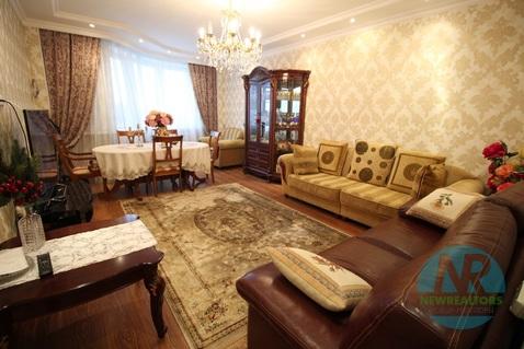 Продается 3 комнатная квартира на Нагатинской набережной - Фото 1