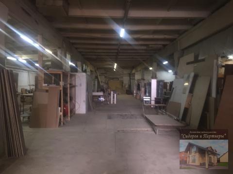 Сдается помещение под склад/производство - Фото 1