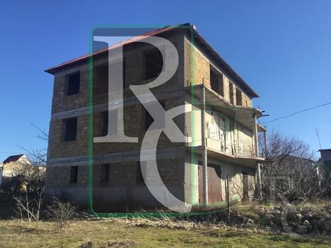 Продается 3-х этажный Дом, г. Севастополь, мыс Фиолент, ст «Импульс-1» - Фото 1