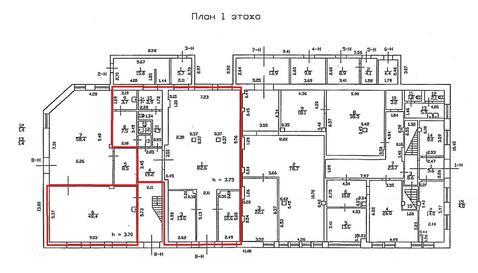 Аренда универсального помещения 198 м, 1 эт. Приморский р-он. - Фото 4