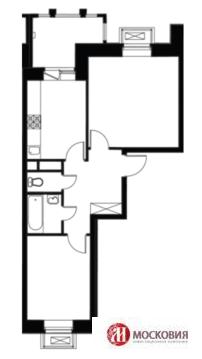 Продается 2-х комн.квартира площадью 47,5 кв.м
