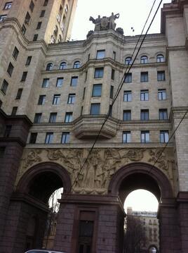 Продается целых шесть этажей на Котельнической набережной - Фото 1