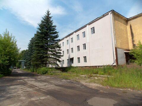 Производственная площадка 40 тыс кв.м в г. Вичуга Ивановской области - Фото 4